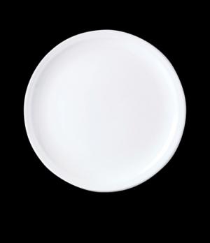 "Pizza Plate, 12-1/2"" dia., round, vitrified china, Performance, Simplicity, Carn"