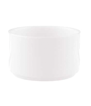 Soup Cup, unhandled, stackable, premium bone porcelain, Stella Hotel