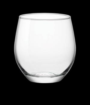 Double Old Fashioned Glass, 12-3/4 oz., tempered, Bormioli, Kalix (USA stock ite