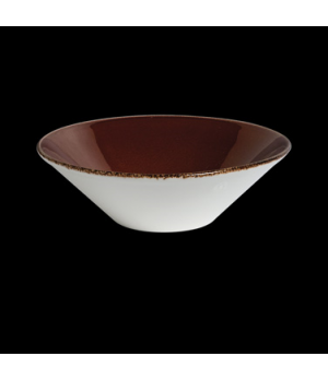 "Essence Bowl, 19-1/4 oz., 6-1/2"" dia., round, vitrified china, Performance, Terr"