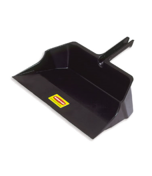 Dust Pan, jumbo, black