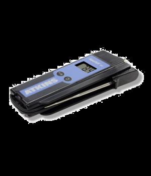 AquaTuff™ Waterproof Thermocouple, digital, with Wrap&Stow™ DuraNeedle™ probe, t