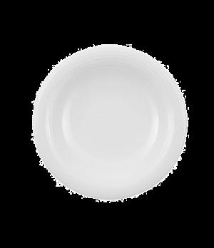 "Plate, 6-1/4"", flat, premium porcelain, Sedona"