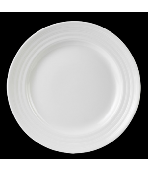 "Plate, round, 11-3/4"", Performance, Arondo, white (minimum = case quantity)"