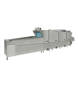"CW Series Upright Conveyor Dishwasher, 29"" wide peg belt, Dual Rinse feature, au"
