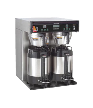 37600.0002 ICB-TWIN Infusion Series® Coffee Brewer,brews 18.9 gallons per hour c