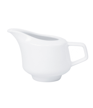Creamer, 8-1/2 oz., premium porcelain, Affinity