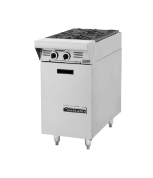 "Master Sentry Series Range, gas, 17"", Add-A-Unit, (235,000 BTU open burners, sto"