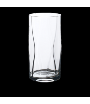 Cooler, 15-1/2 oz., clear, glass, Bormioli, Nettuno (USA stock item) (minimum =