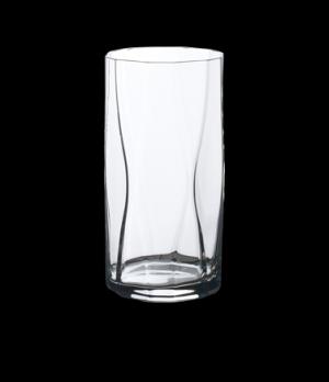 Cooler, 15-1/2 oz., clear, glass, Bormioli, Nettuno (USA stock item) (minimum =