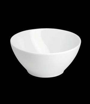 "Bowl, 20 oz., 5-3/4"" dia. x 2-5/8""H, round, porcelain, Tria, Wish (minimum = cas"