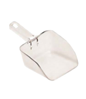 Bouncer® Utility Scoop, 32 oz., smooth surface, dishwasher safe, break resistant