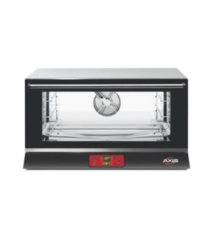 "Axis Convection Oven, full size, 31-1/2""W x 31-19/32""D x 20-31/32""H, 3 cubic fee"
