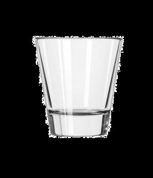 "Rocks Glass, 9 oz., DuraTuff®, Elan (H 3-7/8""; T 3-1/2""; B 2-1/4""; D 3-1/2"")"