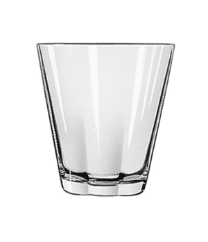 "Rocks Glass, 9 oz., DuraTuff®, DAKOTA, (H 3-5/8""; T 3-3/8""; B 2-1/8""; D 3-3/8"")"