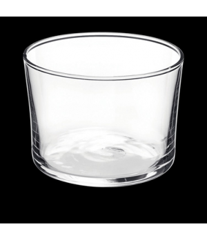 "Bodega Glass, 7-1/2 oz., 3-1/4"" x 2-1/4"", mini, tempered, Bormioli (USA stock it"