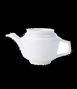Coffeepot, 13-1/2 oz., premium porcelain, Affinity