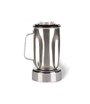 Blender Container, with lid, 32 oz., stainless steel, for SEB146, MMB142, HGB146