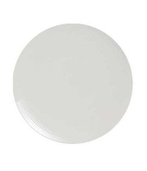 "Presentation Plate, 11-3/4"" dia., round, coupe, porcelain, Rene Ozorio Virtuoso"