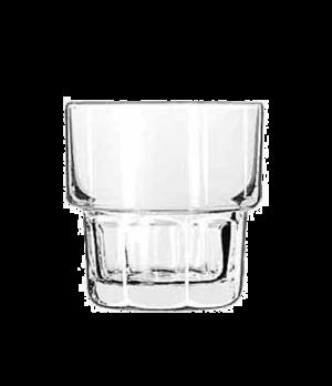 """Rocks Glass, 9 oz., stackable, DuraTuff®, GIBRALTAR®, (H 3-3/8""""; T 3-1/4""""; B 2-5"""