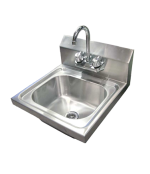 (14336) Hand Sink Only, 20 gauge 304 stainless steel