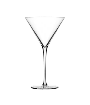 Martini Glass, 7 oz. capacity, high definition & high durability rim, ClearFire™