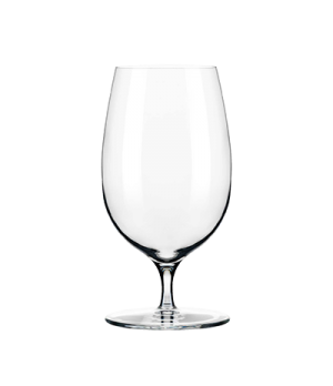 Goblet Glass, 13-1/2 oz. capacity, high definition & high durability rim, ClearF