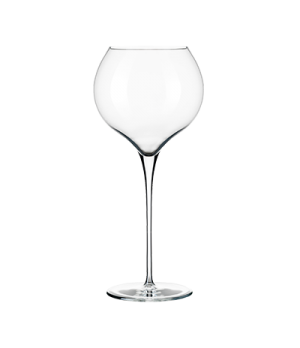 Wine Glass, 23-1/2 oz., seam-free, stem, flat foot, ClearFire™ glass, Rivere, (H