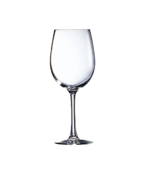 "Wine Glass, 16 oz., tall, glass, Kwarx®, Chef & Sommelier, Cabernet (H 8-5/8""; T"