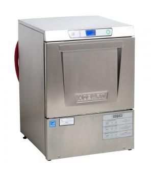 LXe Undercounter Dishwasher, hot water sanitation, (32) racks/hr, fresh water ri