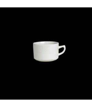 Cup, 7-3/4 oz., stacking, Anfora, Capri (USA stock item) (minimum = case quantit