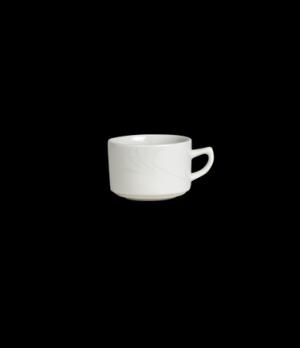Cup, 7-3/4 oz., stacking, Anfora, Capri (USA stock item) (minimum = case quantit