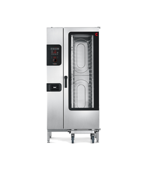 """Combi Oven/Steamer, electric, steam generator, roll-in, (20) 13"""" x 18"""" half size"""
