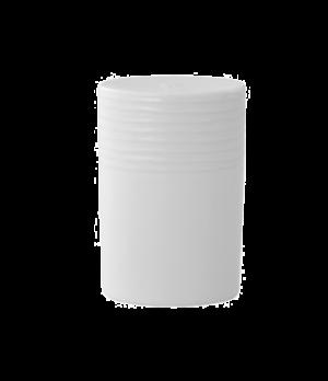 "Salt Shaker, 3"", premium porcelain, Sedona"