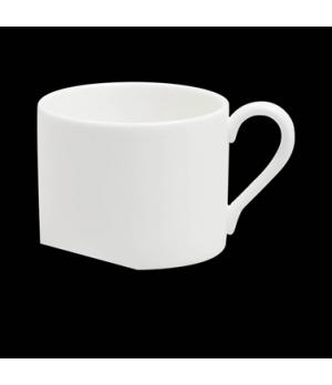 "Can Cup, 3-3/8 oz., 3-1/2""W x 2""H, bone china, Rene Ozorio, Paris Hotel (USA sto"