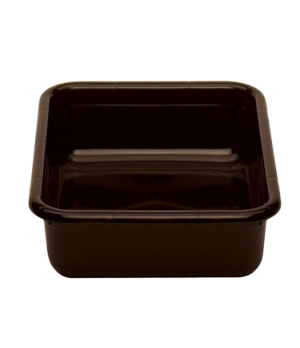 "Cambox®, 15-5/16""L x 19-15/16""W x 4-15/16""H, hi-gloss plastic, dark brown"