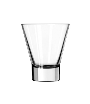 "Double Old Fashion Glass, 11-7/8 oz., Series V350 (H 4-5/8""; T 3-7/8""; B 2-1/4"";"