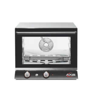 "Axis Convection Oven, 1/2 size, 23-5/8""W x 28-7/16""D x 19""H, 2.02 cubic feet cap"