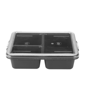 Camwear® Lid, for meal delivery tray, polycarbonate, clear