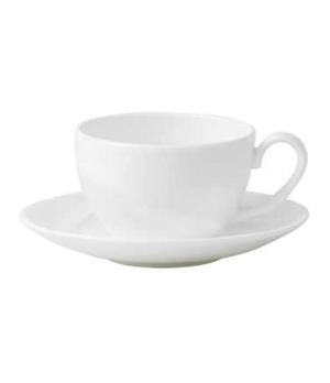 Solar Tea Cup, medium, dishwasher safe, bone china, white