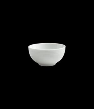 """Bowl, 2-1/2 oz., 2-3/4"""" dia., round, porcelain, Aura, Rene Ozorio (USA stock ite"""