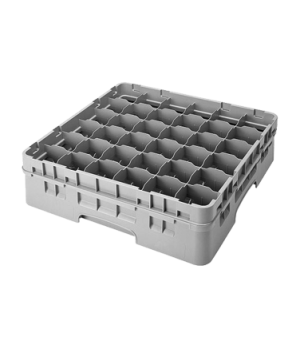 """Camrack® Glass Rack, with extender, full size, 36 compartments, 2-7/8"""" max. dia."""