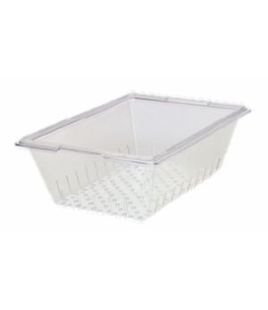 "Colander/Drain Tray, fits all 26""L x 18""W x 8""D food tote boxes 9"" deep or great"