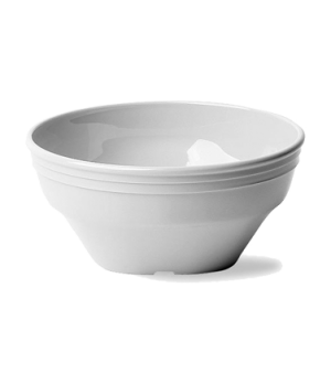 "Camwear® Bowl, square, 16.7 oz., Top (round) dia. 5-1/4"", Bottom (square) dia. 2"