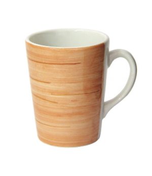 Euro Mug, 12 oz. (0.34 liter), scratch resistant, oven & microwave safe, dishwas