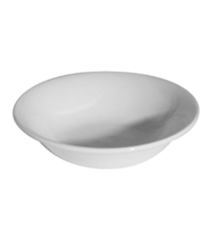 "Oatmeal Bowl, 12 oz. (0.34 liter), 6"" (15-1/2 cm), round, rimless, scratch resis"