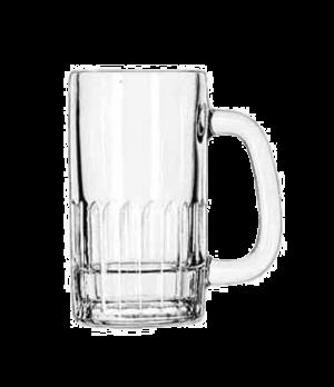 """Mug, 12 oz., handled, (H 5-5/8""""; T 3""""; B 2-7/8""""; D 4-7/8"""")"""
