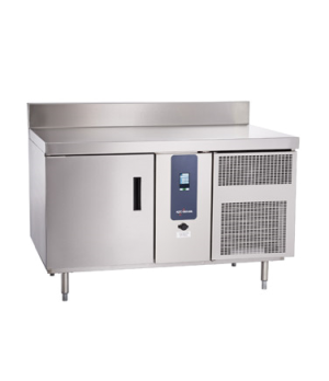 Quickchiller™ Blast Chiller, self-contained, stainless steel, worktop with backs