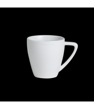 "Espresso Cup, 2-3/4 oz., 2-1/4""W x 2-3/4""H,  with handle, porcelain, Crucial Det"