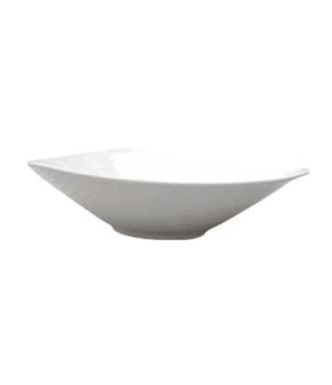 "Pasta/Soup Bowl, 56 oz. (1.7 liter), 11-1/2"" (26 cm), triangular, scratch resist"